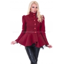 Coat Aglaia Red