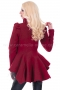 Coat Aglaia Red 052005 2