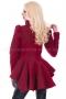 Coat Aglaia Red 052005 2