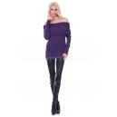 Sweater Purple Rain