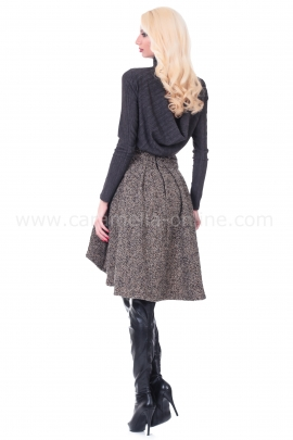 Skirt Brown Passion