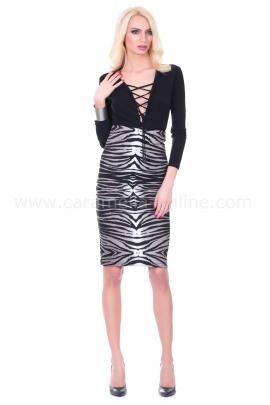 Пола Zebra Fashion