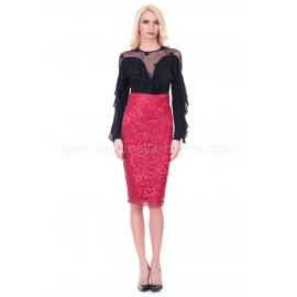 Пола Red Lace