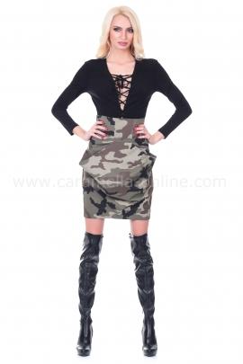 Skirt Military Sport