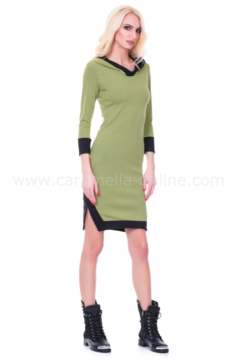 Dress Green Apple 012043
