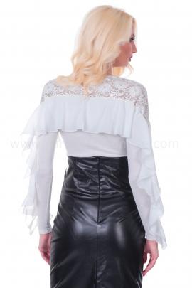 Блуза Moonlight White