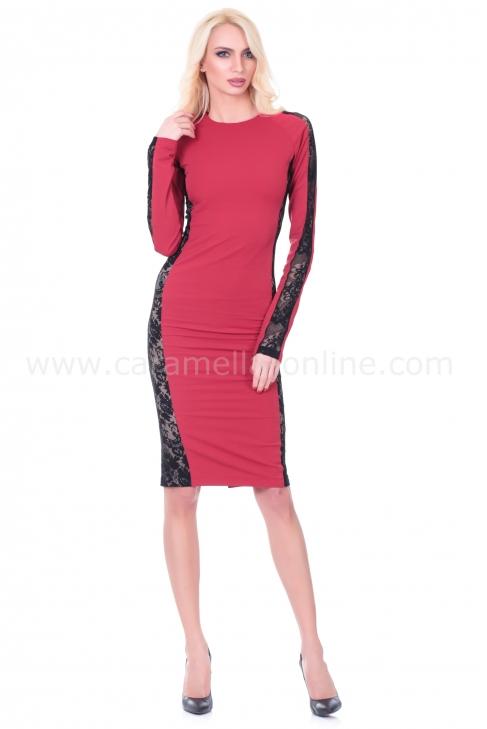 Рокля Miss Caprice 012045