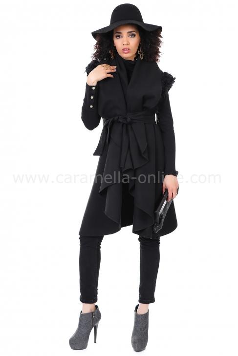Vest Lady Black 052009
