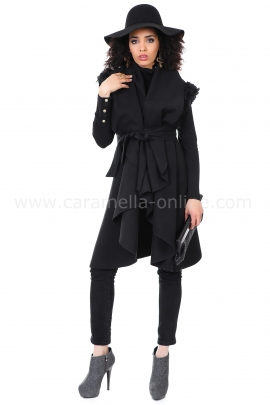 Vest Lady Black