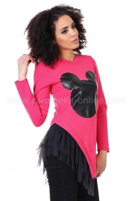 Tunic Pink Mickey
