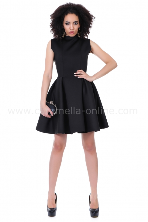 Рокля Girl in Black 012063