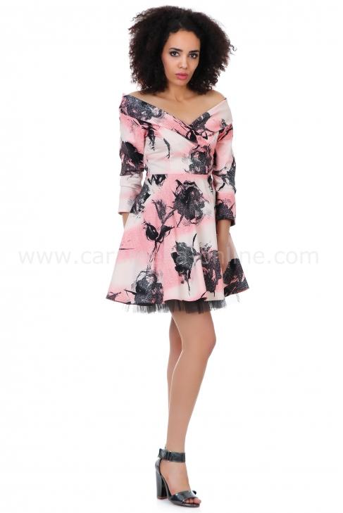 Рокля Romance 012060