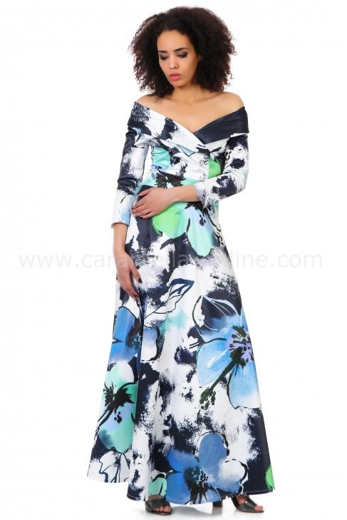 Рокля Balencia 012061