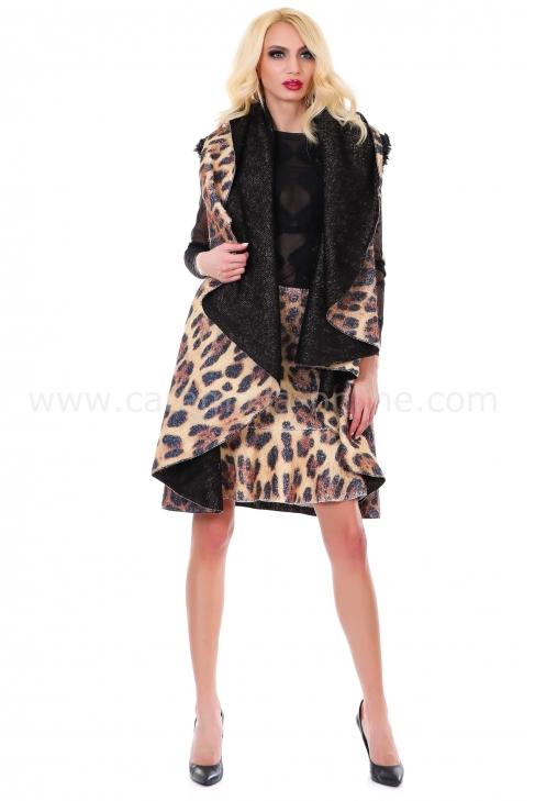 Vest Leopard 052013