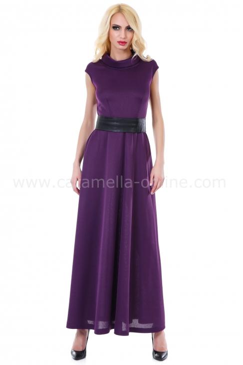 Рокля Purple 012067