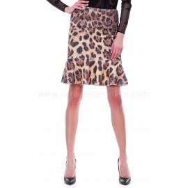 Skirt Passion Leopard
