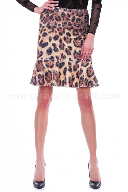 Skirt Passion Leopard 032014