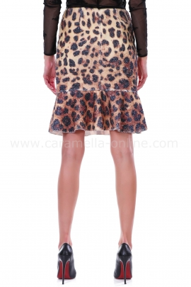 Skirt Passion Leopard