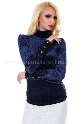 Блуза Blue Balmain