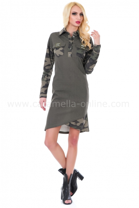 Dress Camouflage 012072