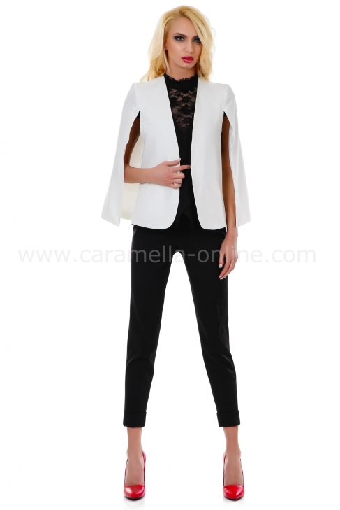 Blazer White Passion 052014