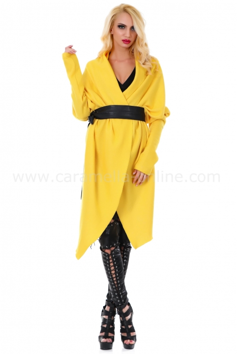 Cardigan Yellow Colorite 052020