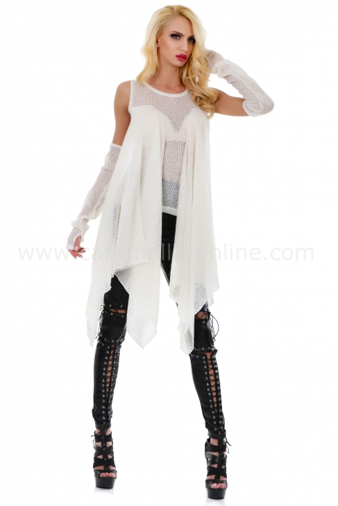Tunic White Chic 022056