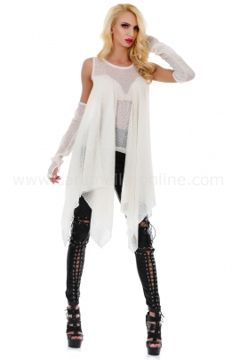 Tunic White Chic