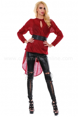 Tunic Red Kiss