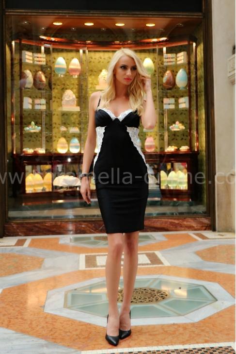 Dress Caramella 012083