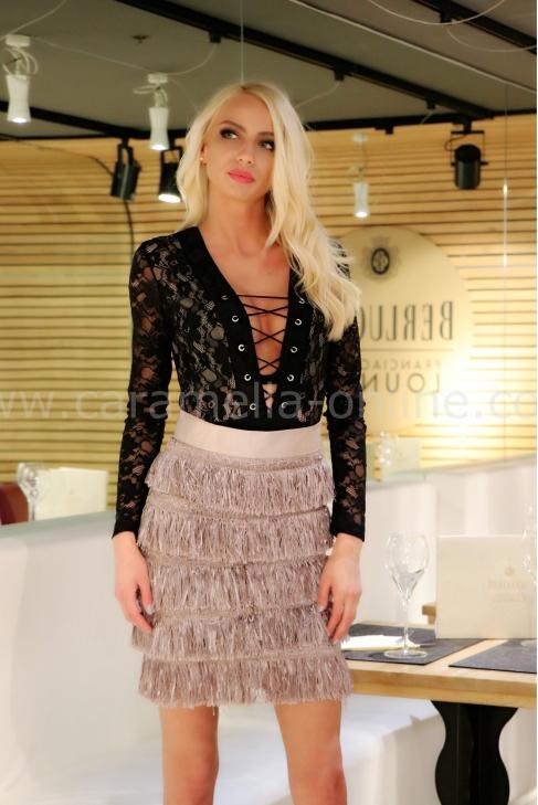 Блуза-боди Carolina 022062
