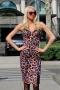 Dress Pink Leopard 012086 3