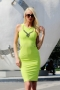 Dress Green Neon 012088 1