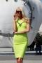 Dress Green Neon 012088 5