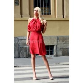 Dress Red Graciela
