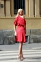 Dress Red Graciela 012090 2