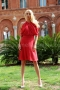 Dress Red Graciela 012090 4