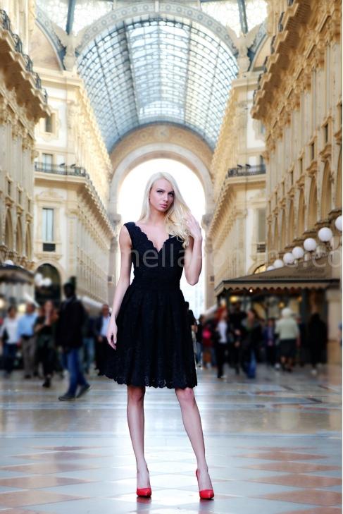 Dress Bianchi 012095