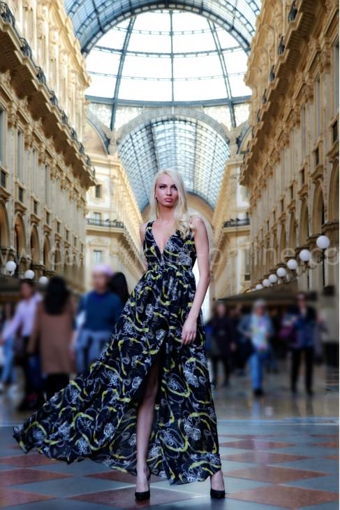 Dress Milano 012096