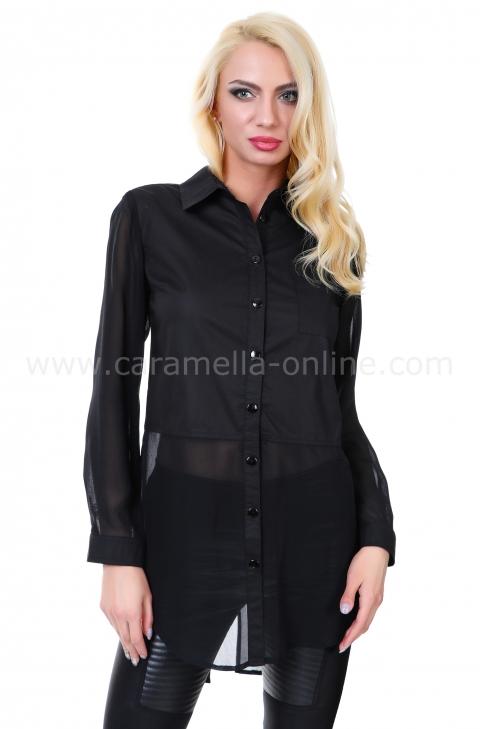 Shirt Black Vision 022072