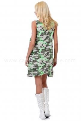 Рокля Sportie Camouflage