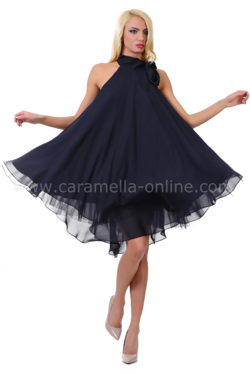 Dress Noa Blue 012109