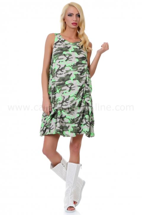 Dress Sportie Camouflage 012106