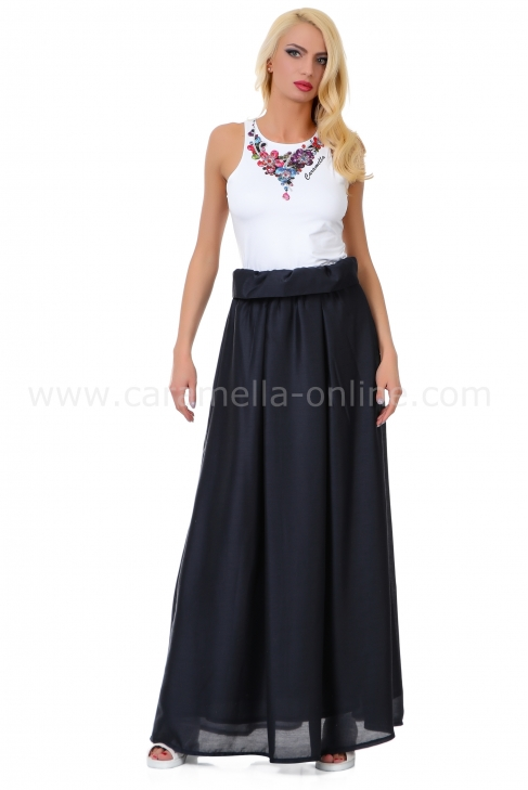 Skirt Dark Blue 032020