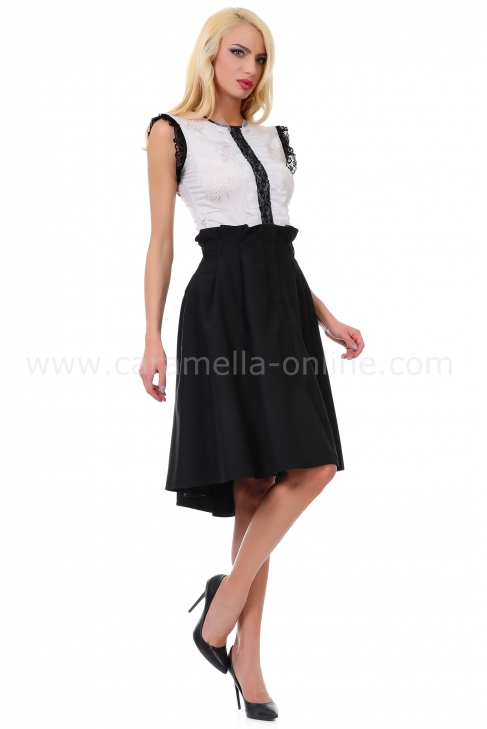 Skirt Black Romance 032019