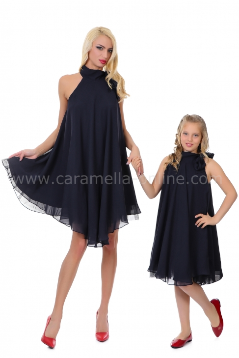 Dress Noa Blue 072010