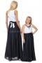 Skirt Dark Blue 072001 2