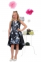 Dress Renata Blue 112002 3