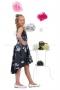 Dress Renata Blue 112002 4