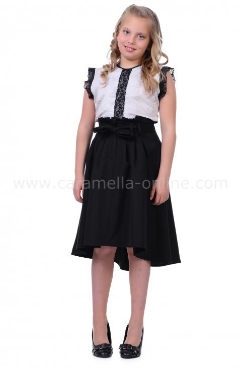 Skirt Black Romance 132001